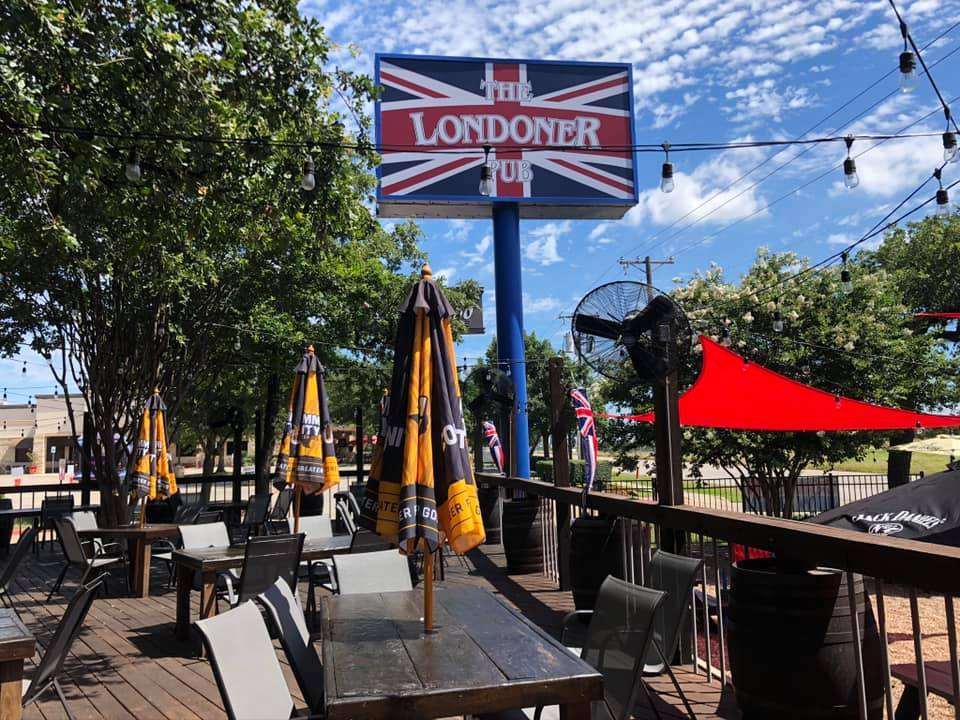 The Londoner Pub Colleyville Texas